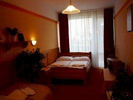 Classic plus kétágyas szoba